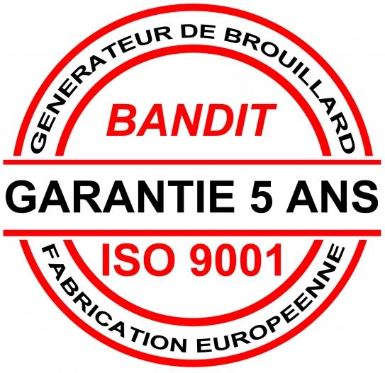 ISO 9001 BANDIT