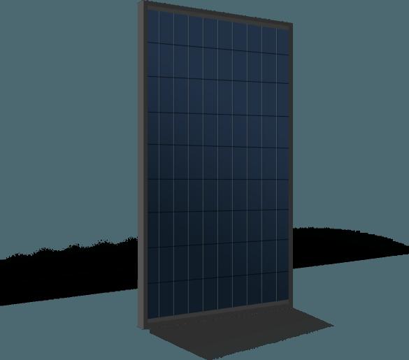 Les modèles de panneaux solaire