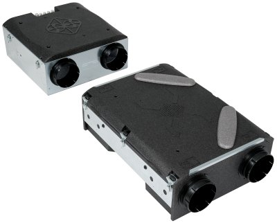 Les modèles de VMC à double flux